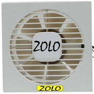 Zolo 150 mm Axial Exhaust Fan