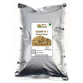 Veg E Wagon Saunf (Fennel Seeds) # 1 250 gm (250 g)