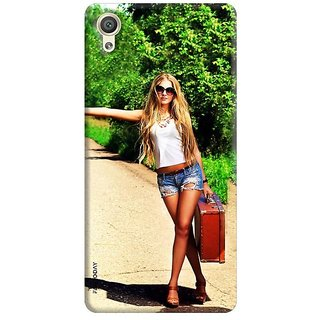 FABTODAY Back Cover for Sony Xperia X - Design ID - 0165