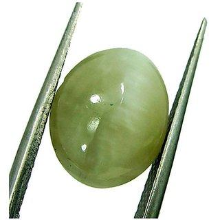 9.55 Ratti Lehsunia stone (Cat's eye) high quality gemstone