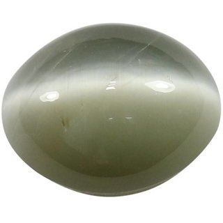 9.49 Ratti 100% Natural Cat's eye gemstone (Lehsunia) awesome quality