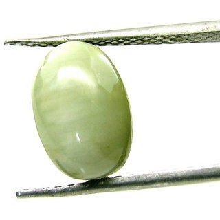 10 Ratti Lehsunia stone (Cat's eye) high quality gemstone