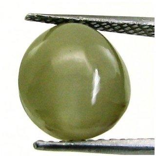 10.07 Ratti Lehsunia stone (Cat's eye) high quality gemstone