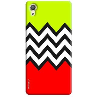 FABTODAY Back Cover for Sony Xperia X - Design ID - 0252
