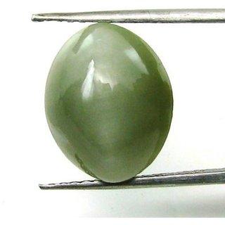 10.13 Ratti Lehsunia stone (Cat's eye) high quality gemstone