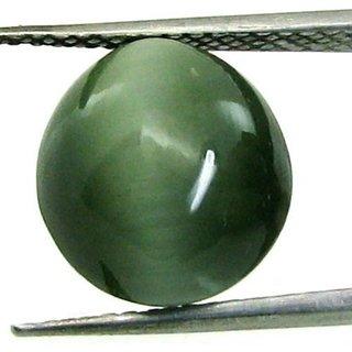 10.15 Ratti Lehsunia stone (Cat's eye) high quality gemstone