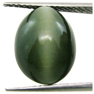 10.19 Ratti Lehsunia stone (Cat's eye) high quality gemstone