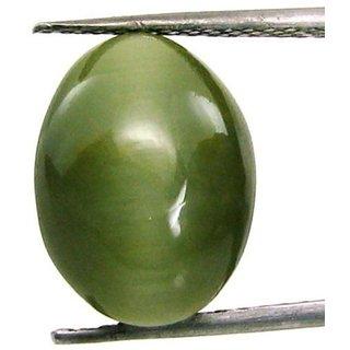 3.35 Ratti Lehsunia stone (Cat's eye) high quality gemstone