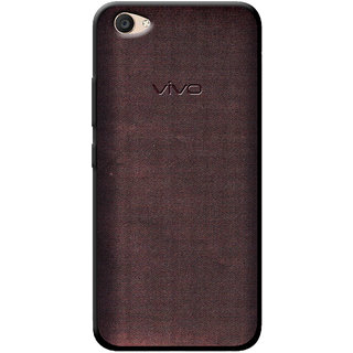 Cellmate Fashion Case And Cover For Vivo V5s - Brown