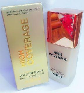 Maliao High coverage waterproof glow foundation