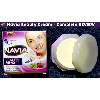 NAVIA BEAUTY CREAM FOR WOMEN (Pack Of 6Pcs).