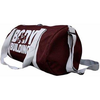 CP BIgbasket Gym Bag Maroon (20L)
