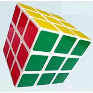 best Quality Magic Rubik Cube 3 X 3  High Speed Super Smooth Puzzle Game