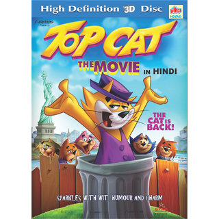 TOP CAT (HINDI) Hindi Movie 2013 HD DVD