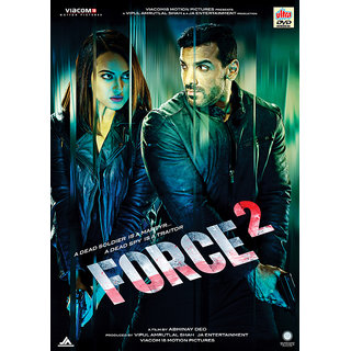 Force 2 Hindi Movie DVD 2016
