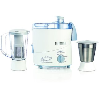 Philips JMG HL-1631 Juicer Mixer Grinder (2 Jar)