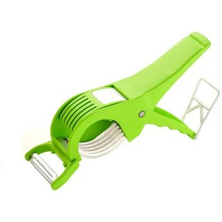 Woms Veg Peeler and  Cutter (Pack of 1)
