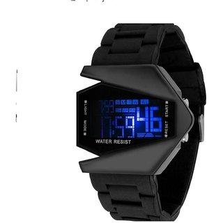 R P S Fashion digitel watch new rocket pattane  -watch -6 month warranty