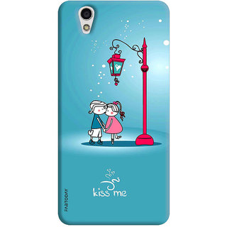 FABTODAY Back Cover for Gionee F103 - Design ID - 0014