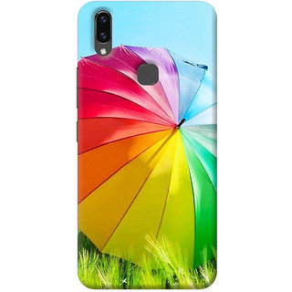 FurnishFantasy Back Cover for Vivo V9 Youth - Design ID - 0463
