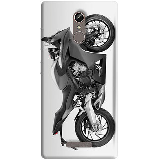 FABTODAY Back Cover for Gionee S6s - Design ID - 0789