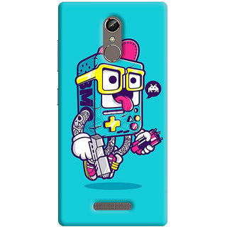 FABTODAY Back Cover for Gionee S6s - Design ID - 0794