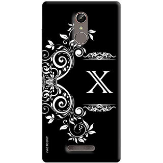 FABTODAY Back Cover for Gionee S6s - Design ID - 0451