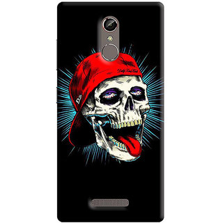 FABTODAY Back Cover for Gionee S6s - Design ID - 0822