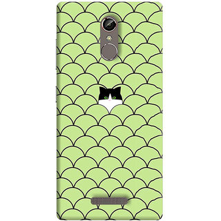 FABTODAY Back Cover for Gionee S6s - Design ID - 0886