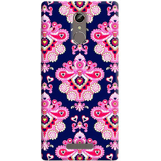 FABTODAY Back Cover for Gionee S6s - Design ID - 0155