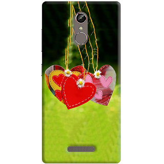 FABTODAY Back Cover for Gionee S6s - Design ID - 0894