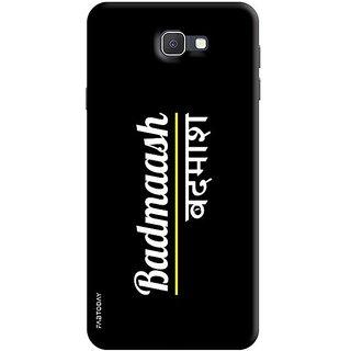 FABTODAY Back Cover for Samsung Galaxy J5 Prime - Design ID - 0010