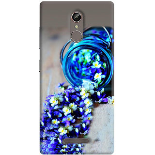 FABTODAY Back Cover for Gionee S6s - Design ID - 0166