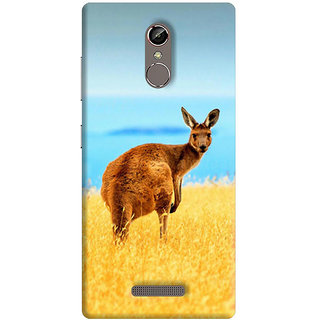 FABTODAY Back Cover for Gionee S6s - Design ID - 0901
