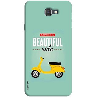 FABTODAY Back Cover for Samsung Galaxy J5 Prime - Design ID - 0013