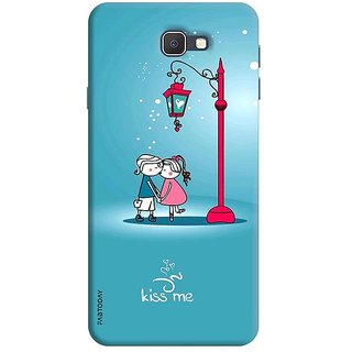 FABTODAY Back Cover for Samsung Galaxy J5 Prime - Design ID - 0014