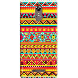 FABTODAY Back Cover for Gionee S6s - Design ID - 0185