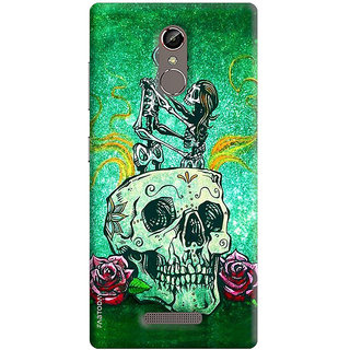 FABTODAY Back Cover for Gionee S6s - Design ID - 0186