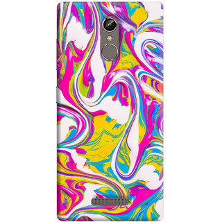 FABTODAY Back Cover for Gionee S6s - Design ID - 0543