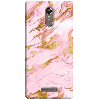 FABTODAY Back Cover for Gionee S6s - Design ID - 0921