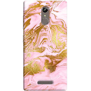 FABTODAY Back Cover for Gionee S6s - Design ID - 0923
