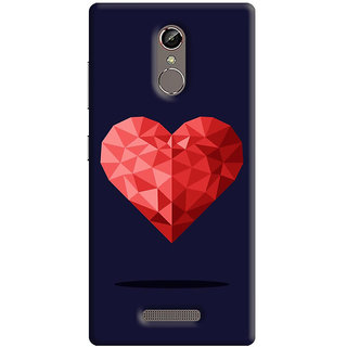 FABTODAY Back Cover for Gionee S6s - Design ID - 0547