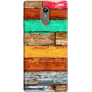 FABTODAY Back Cover for Gionee S6s - Design ID - 0191