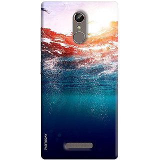 FABTODAY Back Cover for Gionee S6s - Design ID - 0192