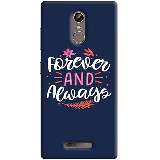 FABTODAY Back Cover for Gionee S6s - Design ID - 0549