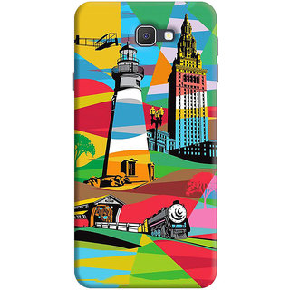FABTODAY Back Cover for Samsung Galaxy J7 Prime - Design ID - 0574