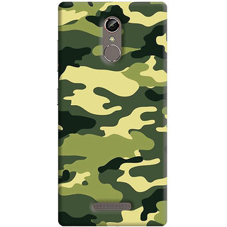 FABTODAY Back Cover for Gionee S6s - Design ID - 0654