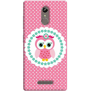 FABTODAY Back Cover for Gionee S6s - Design ID - 0657