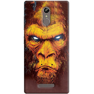 FABTODAY Back Cover for Gionee S6s - Design ID - 0658