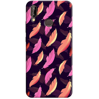 FABTODAY Back Cover for Huawei P20 Lite - Design ID - 0906